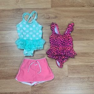 Betsey Johnson & Circo & Old Navy Swimwear Lot